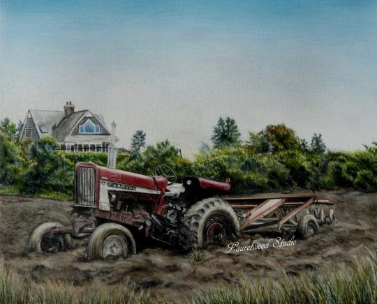 Tractor - Watermarked